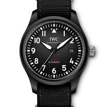 IWC Pilot Chronograph Top Gun nuovo 2019 Automatico Orologio con scatola e documenti originali IW326901