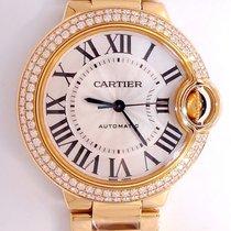 Cartier Ballon Bleu 33mm 33mm Rzymskie