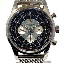Breitling Steel 46mm Automatic Breitling Transocean AB0510U4/BB62SS new United States of America, California, Cerritos