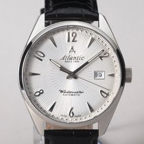 Atlantic 40mm Automatic new Silver