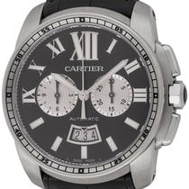 Cartier : Calibre de Cartier Chronograph :  W7100060 : ...
