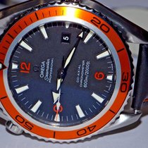 歐米茄 (Omega) Seamaster Planet Ocean Orange 600M 45mm XL Automatic