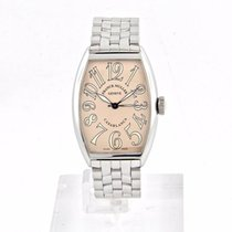Franck Muller 32mm Automatic 2009 pre-owned Casablanca