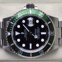 Rolex [NEAR NOS] Submariner Date +REHAUT+ 16610LV -V- LC100