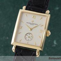 Vacheron Constantin 18k Gold Historiques Handaufzug Herrenuhr