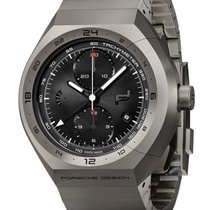 Porsche Design HAU Monobloc Actuator GMT Chronometer