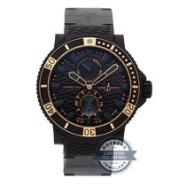 Ulysse Nardin Maxi Marine Diver Black Sea Limited Edition...