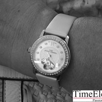 Frederique Constant Ladies Automatic World Heart Federation Stål 34mm Perlemor