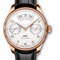 IWC Portuguese Annual Calendar Rose Gold