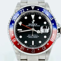 롤렉스 (Rolex) GMT Master II 16710 3186 Cal. Z-Serial NEW Rolex...