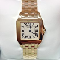 Cartier Santos Demoiselle W25062X9 Yellow Gold - Box & Papers...
