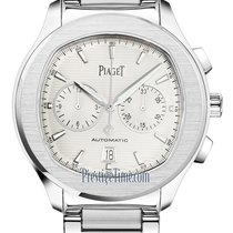 Piaget Polo S Steel 42mm Silver United States of America, New York, Airmont