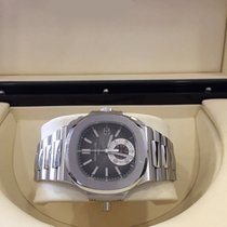 Patek Philippe Nautilus 5980/1A 2013 PAPERS GREY DiAL