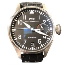 IWC Classic Big Pilot 46.2MM Stainless IW500401