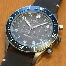 Zenith 29.2240.405/18.C801 Cronometro Tipo CP-2 Flyback 43mm...