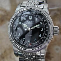Oris Big Crown Date Pointer Swiss Made 40mm Automatic Stainles...