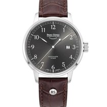 Bruno Söhnle 17-12203-821 New Steel 43mm Automatic