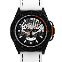 Phantoms Steel 45mm Automatic PHTW-501 new