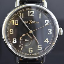 Bell & Ross 45mm Automatic new Vintage Black