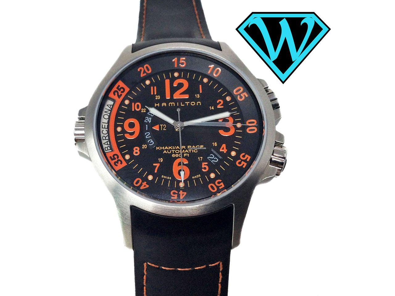 281f756ec944 Relojes Hamilton de segunda mano - Compare el precio de los relojes Hamilton