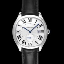 Cartier Drive de Cartier WSNM0004 New Steel 41.00mm Automatic United States of America, California, San Mateo