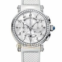 Breguet Marine White gold 38mm Mother of pearl