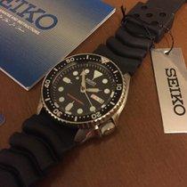 Seiko SKX007K1 Aço Prospex (Submodel) 42mm