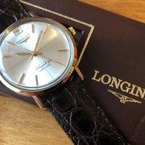 Longines Gold/Stahl 35mm Automatik 3308 gebraucht Schweiz, Neuchâtel
