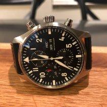 IWC IW377709 Steel Pilot Chronograph 43mm new United States of America, California, Irvine
