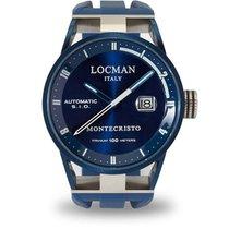 Locman Montecristo 0511BLBLFWH0SIB nov