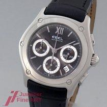 Ebel Classic Stahl 40mm Schwarz Arabisch Deutschland, Moers