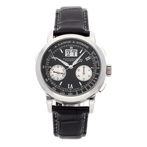 A. Lange & Söhne Datograph pre-owned 39mm Platinum