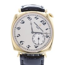 Vacheron Constantin Historiques Yellow gold 40mm Silver United States of America, Georgia, Atlanta