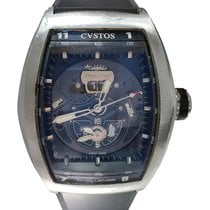 Cvstos Steel 41mm Challenge pre-owned