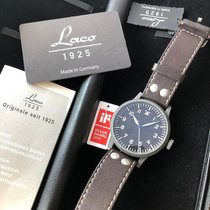 Laco 45mm Manual winding 861750 pre-owned
