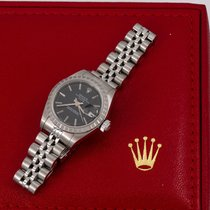 Rolex Oyster Perpetual Lady Date 69240 pre-owned
