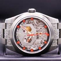 Rolex Milgauss Steel 40mm No numerals