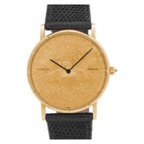 Corum Coin Watch Yellow gold 35mm Gold No numerals United States of America, Florida, Surfside