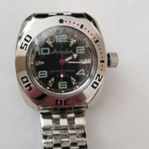 Vostok Steel 41mm Automatic 710334 new Canada, Calgary