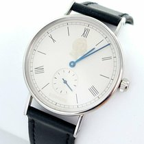 NOMOS Ludwig Neomatik pre-owned 35mm Date Leather