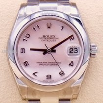 Rolex Lady-Datejust Сталь 31mm