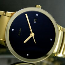 Rado Yellow gold 38mm Quartz Centrix pre-owned India, Mumbai