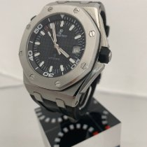 Audemars Piguet pre-owned Automatic 42mm Black 30 ATM