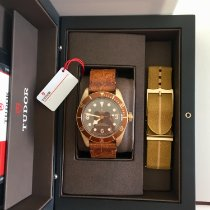 Tudor Black Bay Bronze Bronze 43mm Brun Arabes France, Courbevoie
