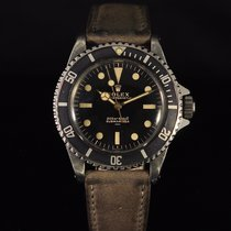 Rolex Submariner (No Date) 5513 1963 подержанные