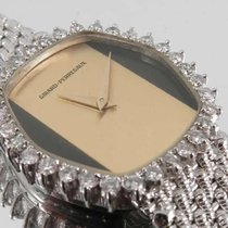 Girard Perregaux Silver Manual winding Gold No numerals pre-owned
