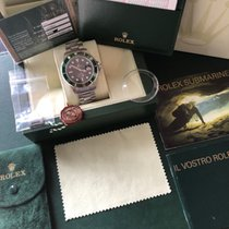 Rolex Submariner Date 16610LV 2008 new