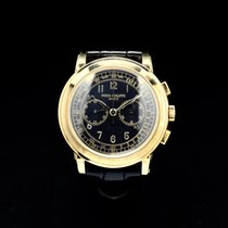 Patek Philippe Chronograph Gelbgold Schweiz, Geneva