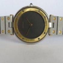 Cartier Santos (submodel) 8191 İyi Altın/Çelik 33mm Quartz