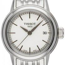 Tissot Women's watch Carson 29.5mm Quartz new Watch with original box and original papers 2020